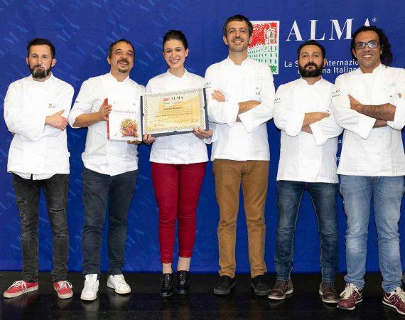 Attestato Corso di Cucina Italiana - MB PASTIFICIO