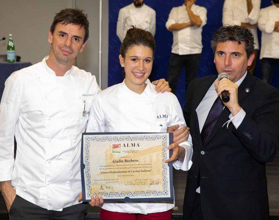 Cuoco Professionista di Cucina Italiana - MB Pastificio