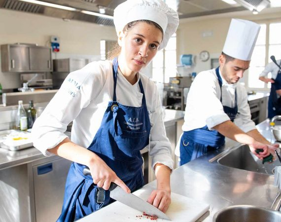 """Giulia Barbero """"Cuoco Professionista di Cucina Italiana"""""""