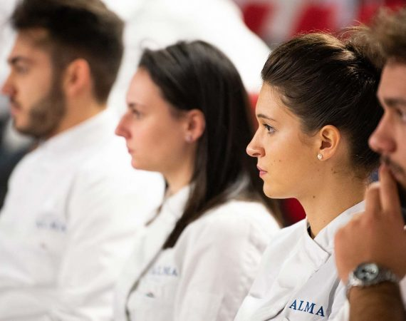 Corso per professionisti della Cucina Italiana - GIULIA Barbero MB Pastificio