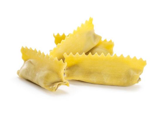Gobbi di saluzzo - Pasta all'uovo ripiena artigianale
