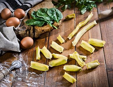Pasta artigianale fresa Gobbi di Saluzzo - MB Pastificio