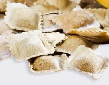 Produzione pasta fresca con farine integrali