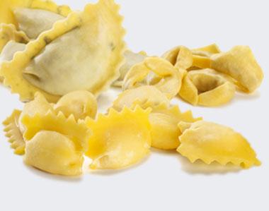 Pasta fresca ripiena - MB Pastificio